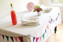 Party Ideas / by Meredith Metzger