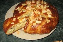 Kynuté těsto a koláče( buchty)