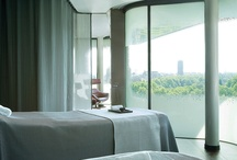 Your Own Rooftop Retreat / London's most dazzling urban spa  / by Four Seasons Hotel London at Park Lane