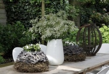 Tuin / Ideeën over de tuin