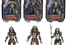 NECA Predator Action Figure Collectible / NECA Predator Action Figure Collectible