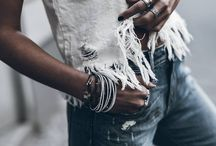 Street Style / Street Style / Fashion Week / Edgy / Inspiration / Mixed Style