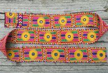 Banjara textiles from India