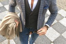 Man's outfits