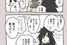 Funny Uchiha x Senju