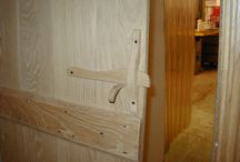 Internal doors / A few pictures of some oak and softwood internal doors Mounts Hill has made. www.mountshill.com