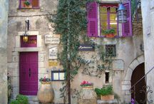 Rustic Exterior of Home Design