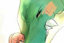 maid  dragón