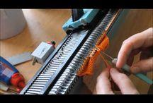 pletení strojní