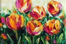 Art-Textured Paintings