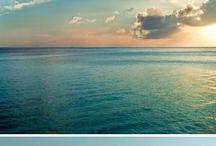 Moře, oceány, řeky