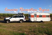 Caravan Renovation / Our caravan renovation journey, as well as caravan and rv design and storage inspiration. #caravan #renovation #rv #inspiration #design