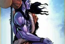 Lord Shiva / The Destroyer