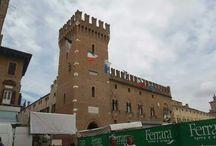 Il Giardino di Rebecca / Turismo, viaggi, Rinascimento, Ferrara, Italy