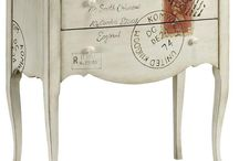Painted furniture / by Suzie Q