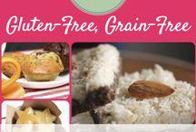 gluten free / by Kristen S