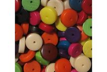 Beads&Buttons / cool beads, beautiful buttons, and awesome DIY ideas on how to use them