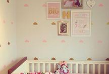 Nursery Ideas / by Janelle Johann