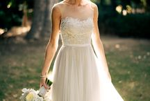 Wedding collections / The best collection of wedding dresses that I have collected here!