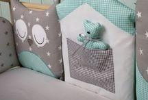 dětský pokoj šití