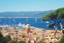 Costa azzurra -  Provenza - Saint Tropez........