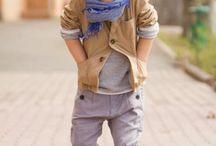 Děti a móda
