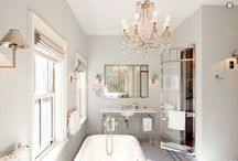 Cottage Style Bathrooms / by Cottage Neighborhood