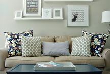 Pictures and decor / by Leslie Bencivenga