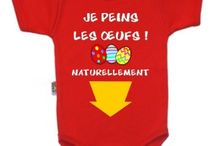 Vêtements de Pâques pour bébés et enfants / Vêtements pour bébés et enfants de la collection Pâques de la boutique en ligne SiMedio.fr