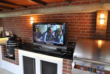 gasgrill outdoorküche