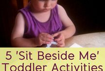 quiet time toddler activities