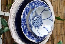 Glass/China Dishes / by Karen Henry