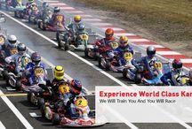 Auto Racing Driving School