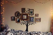 decoracion habitacion / by Geri Bort