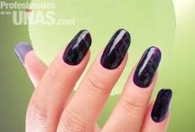 """Gel Semipermanente / Diseños en gel semipermenante para uñas (nails), de la revista """"Profesionales de las Uñas"""""""