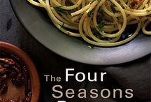 The Four Seasons of Pasta / In The Four Seasons of Pasta, Sara Jenkins and Nancy Harmon Jenkins celebrate the Italian native that has become a beloved American staple. The Four Seasons of Pasta brings together more than 120 recipes focused on seasonal ingredients from supermarkets to farmstands across America.