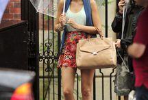 Street style inspiration  / Streetstyle umbrella inspiration