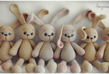 Crochet Amigurumi / by Debbie McCurry Carter
