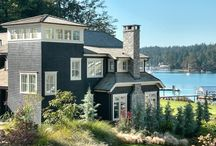 Life by the water / Who wouldn't want to live by the ocean or a lake?