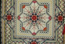 Samplers and Medallions / Sampler quilts from all eras