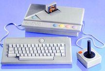 Computer Geschichte / Meilensteine in der Computer-Entwicklung. Amiga, C64, Atari. Könnt Ihr Euch noch daran erinnern?