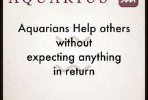 Zodions : Aquarius