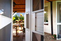 Mosquito Nets / Moskitiery / www.roletyprestige.pl  FB: Prestige - Dekoracje Okienne