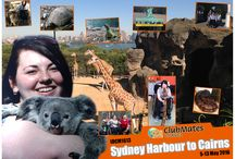 IDCM1613 Sydney Harbour to Cairns / 5-13 May 2016 ( 9 days/ 8 nights )