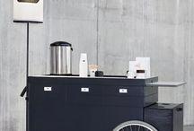 Mobile Tea Station x P & T / A mobile station that helps P & T serve finest tea to aficionados at changing venues.