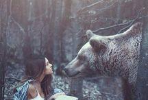 Modelky se Zvířátky