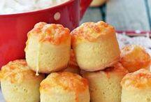 Apró,sajtos,magvas sütik
