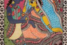 Pinturas indianas