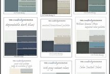 kitchen color palettes