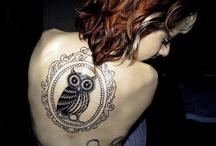 tattoos / by Jaime Saiz